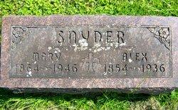 Alexander J Alex Snyder