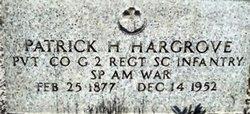 Patrick H. Hargrove