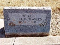 Rosita Petra <i>Olivera</i> Heaverne
