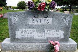 Clara Ann <i>Lipp</i> Batts