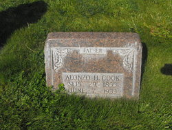 Alonzo Howland Cook
