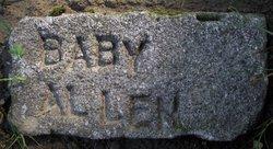 Baby Girl Allen