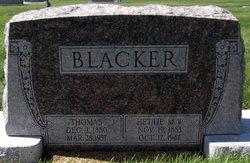 Thomas Blacker