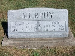 Maurita Pearl <i>Shumaker</i> Murphy