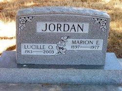 Lucille <i>Ott</i> Jordan