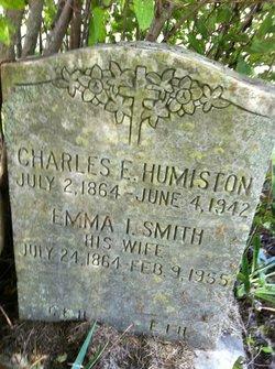 Emma Isabelle <i>Smith</i> Humiston