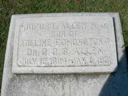 Dr Rufus Leonidas Allen