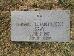 Margaret <i>Poole</i> Gray