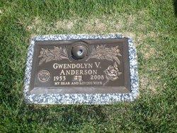 Gwendolyn V Anderson