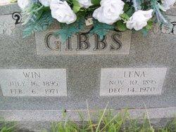 Lena <i>Chambers</i> Gibbs