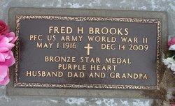 Fred Bill Brooks