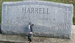 Laura Ann <i>Moore</i> Harrell