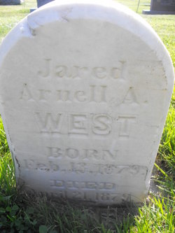 Jared Arnell West