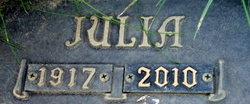 Julia <i>Warner</i> Del Fatti