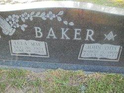 John Otis Baker