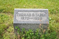 Thomas C Taber