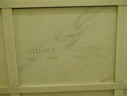 Alexander James Wall