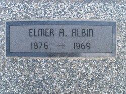 Elmer Agersilaus Albin