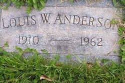 Louis W Anderson