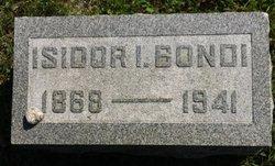Isidor I Bondi