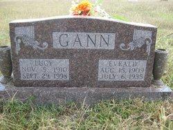 Lucy Jane <i>Johnson</i> Gann