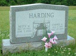 Carnes A Harding
