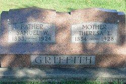 Theresa E. <i>Hurlbut</i> Griffith