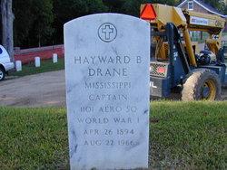 Hayward Benton Drane