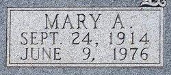 Mary Alice <i>Smith</i> Crosslin