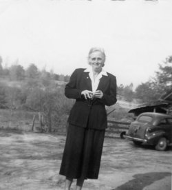 Mary Leona <i>Brock Barwick</i> Sellers