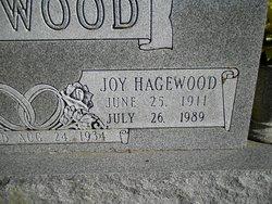 Joy <i>Land</i> Hagewood
