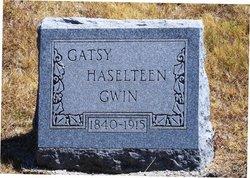 Gatsy Haselteen <i>Price</i> Gwin