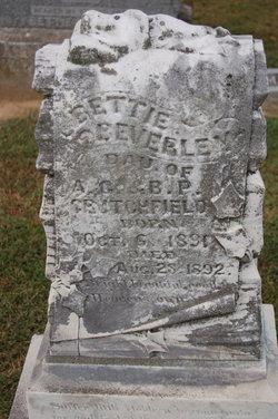 Bettie Beverly Crutchfield