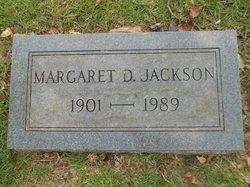 Margaret Pernie <i>Drummond</i> Jackson