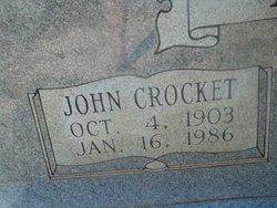 John Crockett Dunn