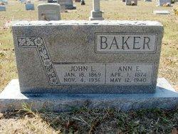 John Lemuel Baker
