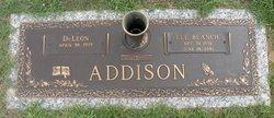 Lee Blanch <i>Cash</i> Addison