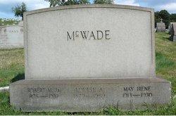 Louise a <i>Rigg</i> Mcwade