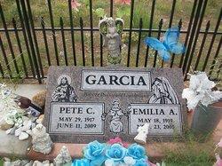 Pete C Garcia
