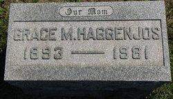 Grace Millicent <i>Irons</i> Haggenjos