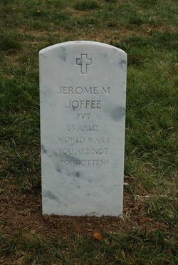 Jerome Morton Joffee