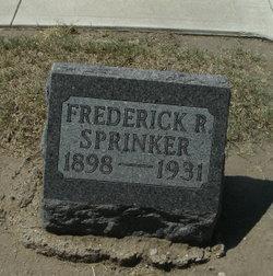 Frederick Robert Sprinker