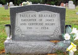 Paulean <i>Rigsby</i> Bravard
