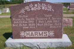 Meta A. <i>Tammen</i> Harms
