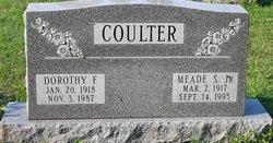 Dorothy Frances <i>Gould</i> Coulter