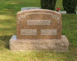 Anna Mildred <i>Lounsbury</i> Livingston