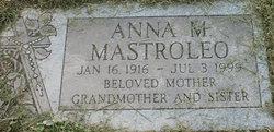 Anna <i>Pagano</i> Mastroleo