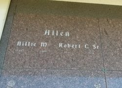 Billie M Allen