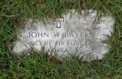 John W Bayer