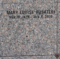 Mary Louise Pusateri